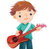 Kids Guitar and Songs