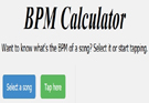 BPM Calculator